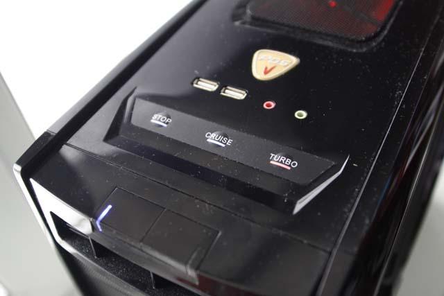 Aerocool Vx-e Pro Limited Edition - обзор игрового корпуса