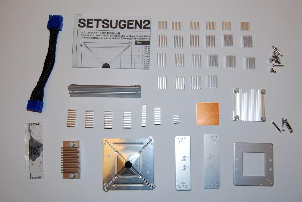 Обзор кулера для видеокарт Scythe Setsugen 2 - В зимний холод- всякий молод