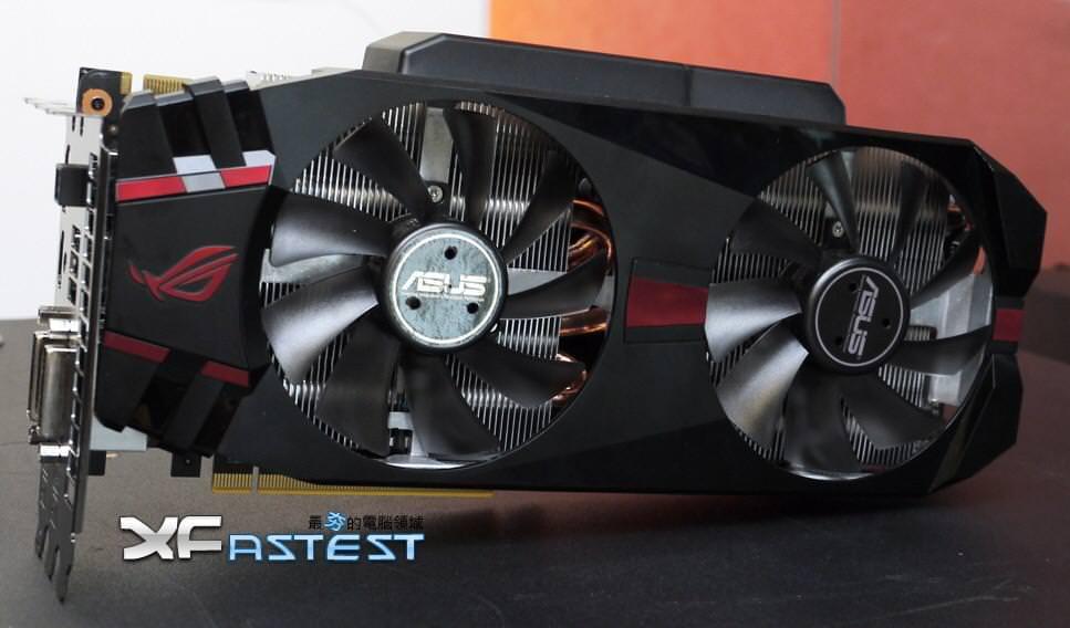 Фотографии видеокарты ASUS ROG MATRIX GeForce GTX 580