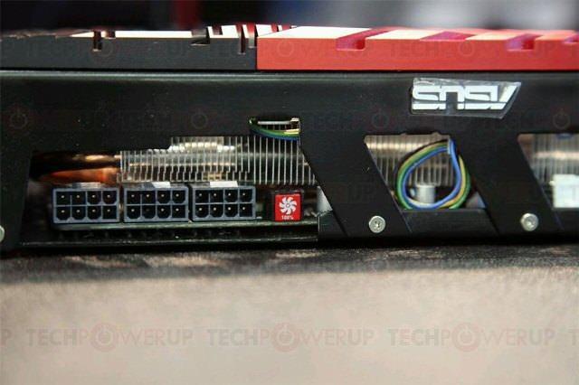 Computex 2011 - Видеокарта Asus Mars II собственной персоной