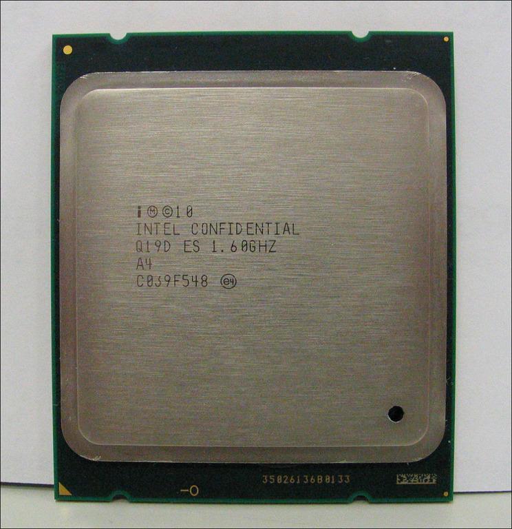 Процессоры Intel Sandy Bridge-EP LGA2011 появились в продаже на eBay
