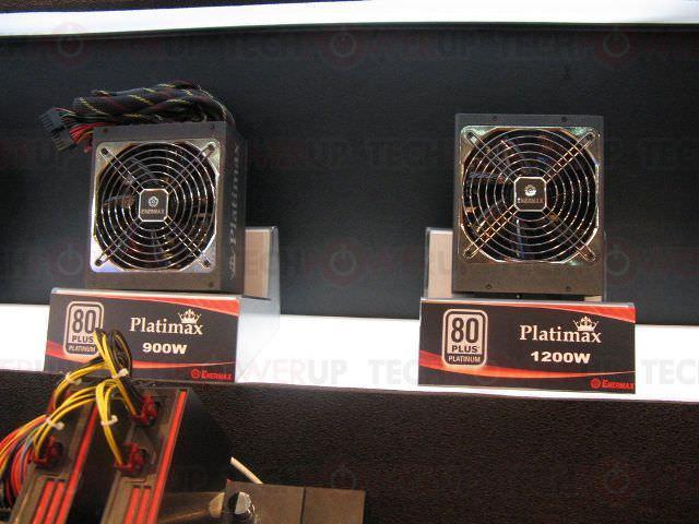 Computex 2011 - Enermax демонстрирует блоки питания Platimax