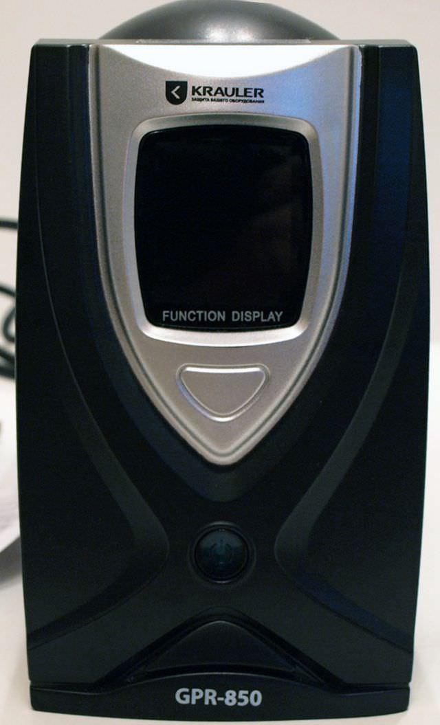 Обзор ИБП Krauler GPR-850
