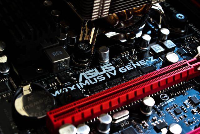 Обзор материнской платы ASUS Maximus IV Gene-Z или micro-ATX для чемпиона