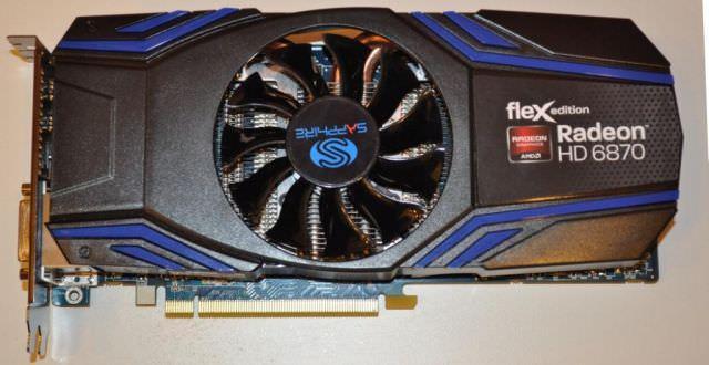 Обзор и экстремальный разгон видеокарты Sapphire Radeon HD 6870 Flex