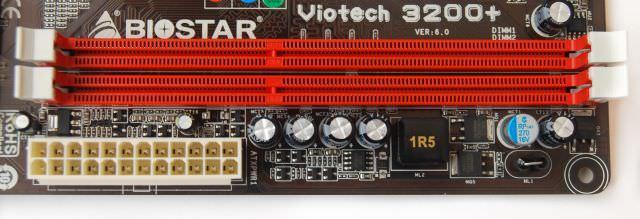 Обзор материнской платы Biostar Viotech 3200+