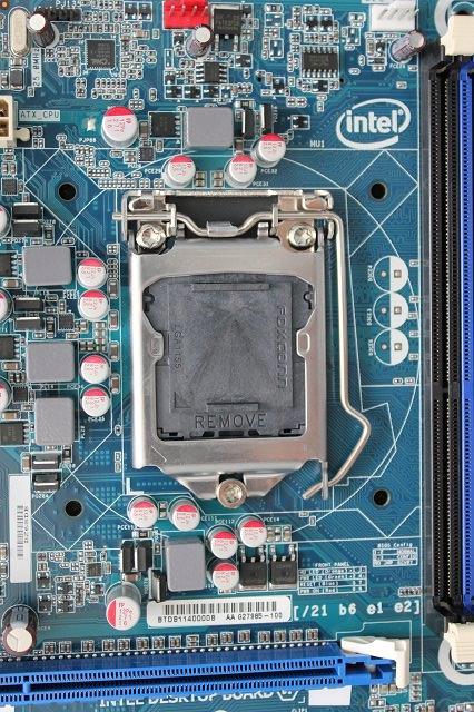 Обзор материнской платы Intel DZ68DB: продукт для галочки
