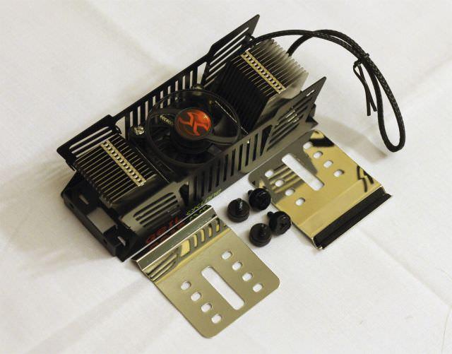 Обзор системы охлаждения для оперативной памяти Geil Cyclone