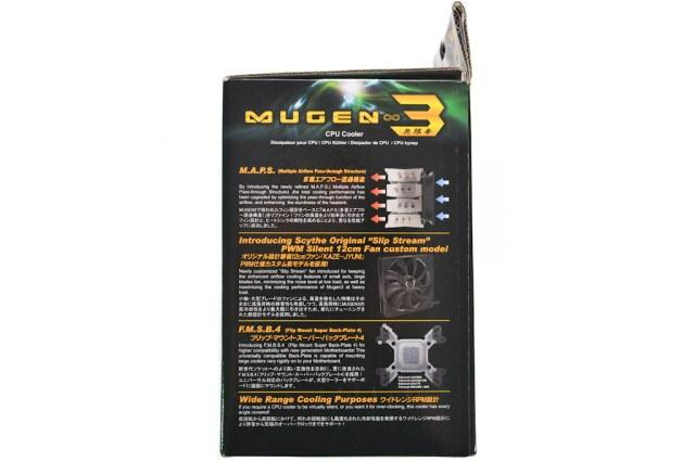 Обзор и тестирование процессорного кулера Scythe Mugen 3 (SCMG-3000)