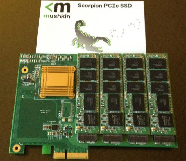 Mushkin анонсирует три новых линейки SSD накопителей