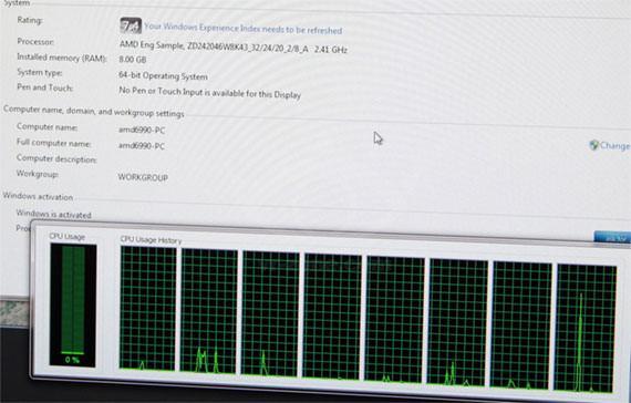 AMD Phenom II X8 - новые процессоры на базе архитектуры Bulldozer. Или Piledriver?