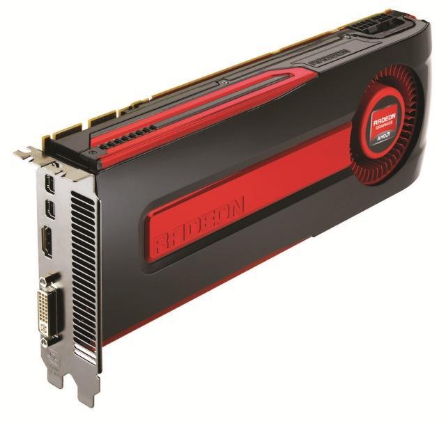 Запуск AMD Radeon HD 7950 снова перенесен
