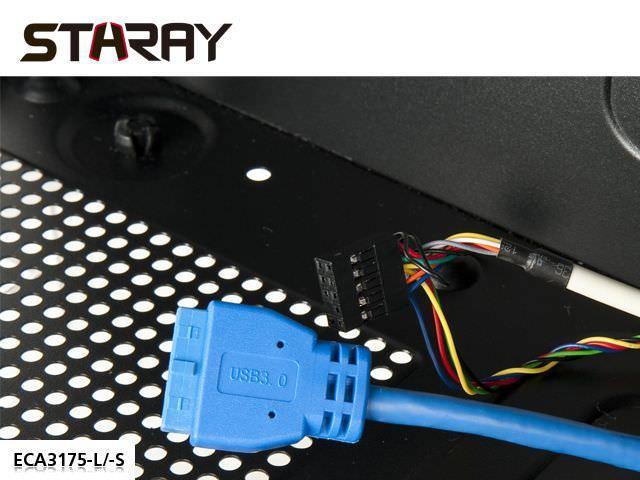 Enermax расширяет популярную серию корпусов Staray двумя моделями ECA3175-L и ECA3175-S