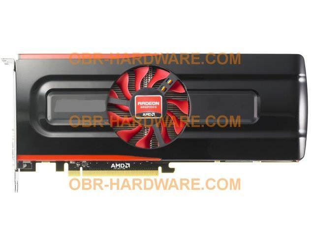 Фотографии референсных видеокарт AMD Radeon HD 7950