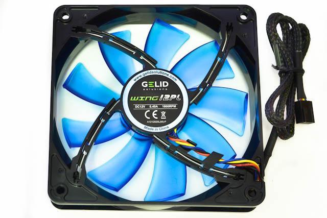 Обзор и тестирование процессорного кулера GELID GX-7
