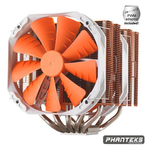 Компания Phanteks предлагает бесплатно выслать PWM адаптер владельцам кулера PH-TC14PE