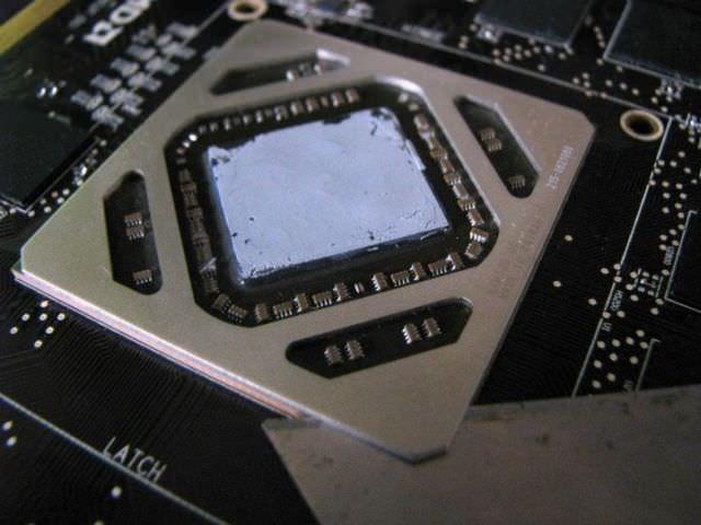 Удаление защитной рамки графического ядра с видеокарты AMD Radeon HD 7970