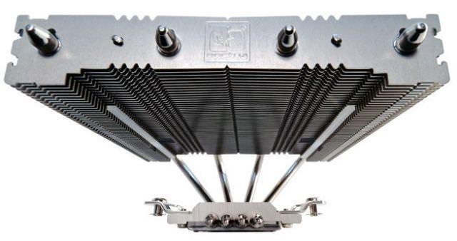 Компания Noctua представила новый низкопрофильный процессорный кулер NH-L12 для HTPC