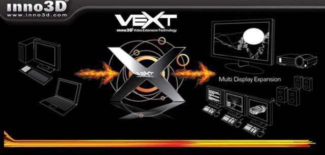 Расширение возможностей видео от Inno3D – VEXT