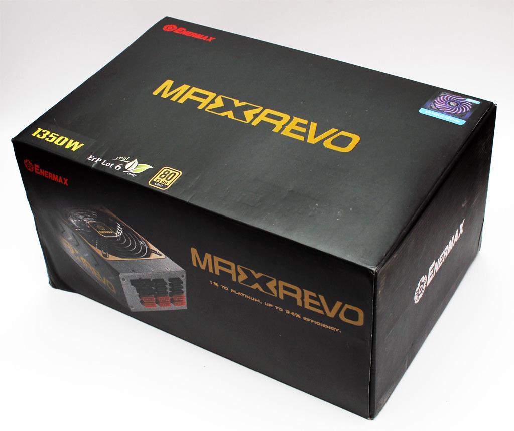 Обзор блока питания Enermax MaxRevo 1350W EMR1350EWT. Его величество!