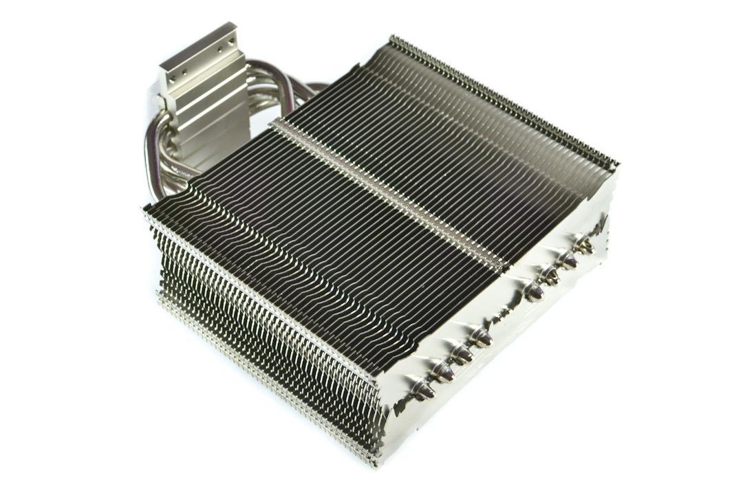 Обзор и тестирование грациозного процессорного кулера Prolimatech Panther
