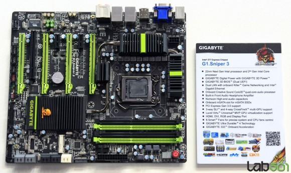 CeBIT 2012 – Компания GIGABYTE представила четыре материнские платы на чипсете Intel Z77 для процессоров Ivy Brigde