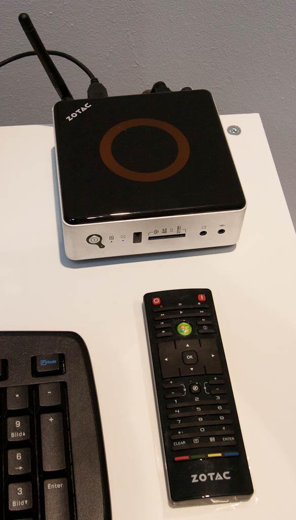 CeBIT 2012 – Продукция компании ZOTAC