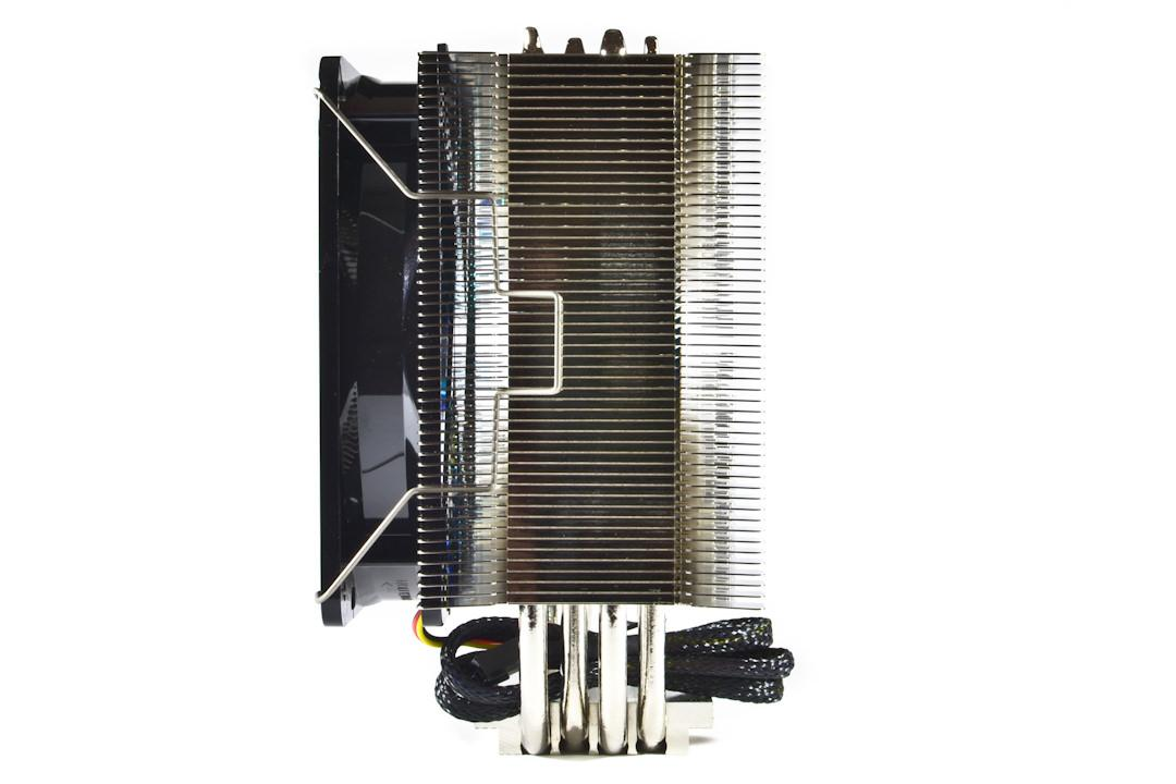 Обзор и тестирование процессорного кулера Enermax ETS-T40-TA