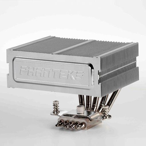 Компания Phanteks представила новый низкопрофильный кулер PH-TC14CS  ориентированный на HTPC
