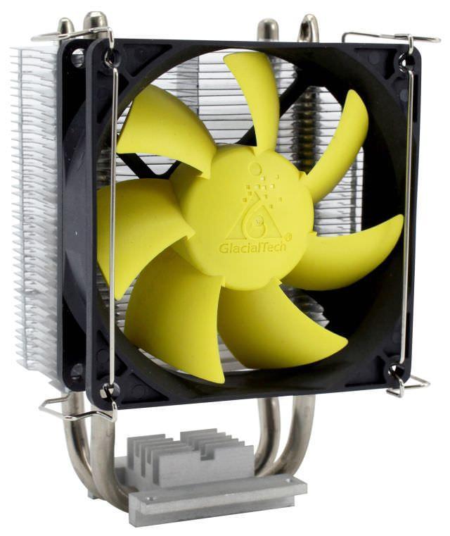 Новый процессорный кулер GlacialTech Igloo S26 для Intel и AMD