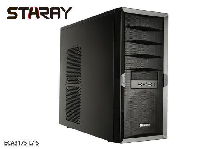 Staray Silence: новый корпус Enermax формата Midi Tower, ориентированный для сборки бесшумных ПК