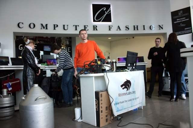 КИБЕР-ВЕСНА c XtremeLabs.org в Computer Fashion