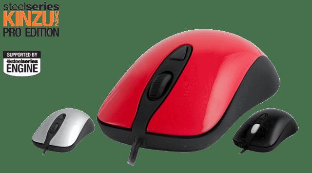 Элегантная геймерская мышь SteelSeries