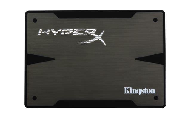 Kingston Digital выпускает твердотельные накопители  HyperX 3K