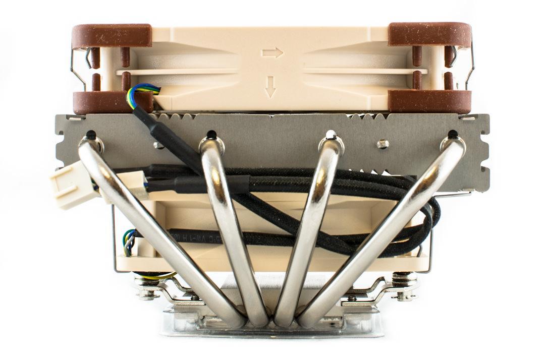 Обзор и тестирование низкопрофильного процессорного кулера Noctua NH-L12