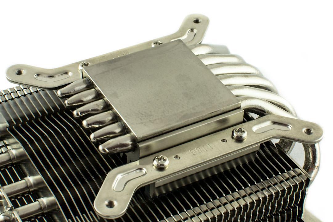 Обзор и тестирование процессорного кулера Prolimatech Samuel 17 для HTPC