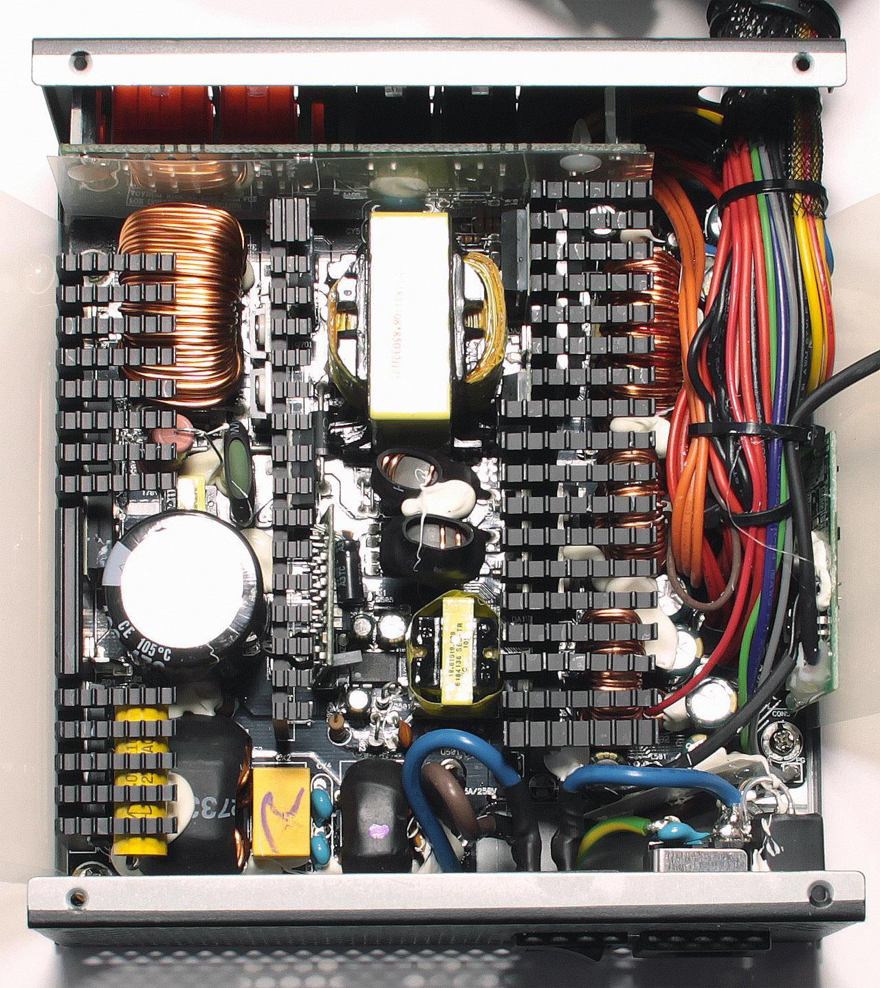 Второй эшелон. Обзор блока питания LEPA B850-MA.