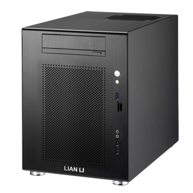 Lian Li анонсирует PC-V650 - ATX корпус с боковой установкой блока питания