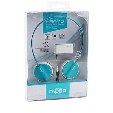 RAPOO представила беспроводную стереогарнитуру H3070