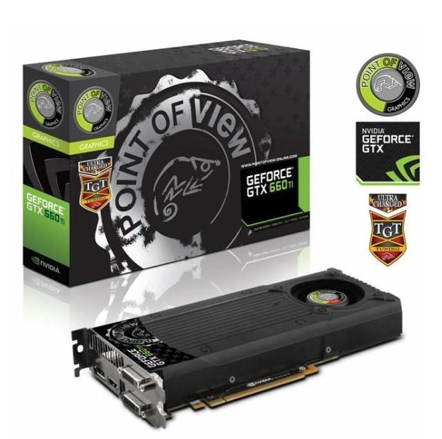 POINT of VIEW и TGT представили видеокарту POV/TGT GeForce GTX 660Ti 2GB UltraCharged LOW LEAKAGE SELECTION