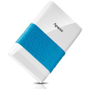 Компания Apacer представила портативные жесткие диски AC232 с интерфейсом USB 3.0
