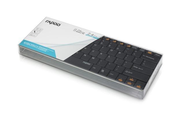 Стартовали продажи компактной клавиатуры Rapoo E9050