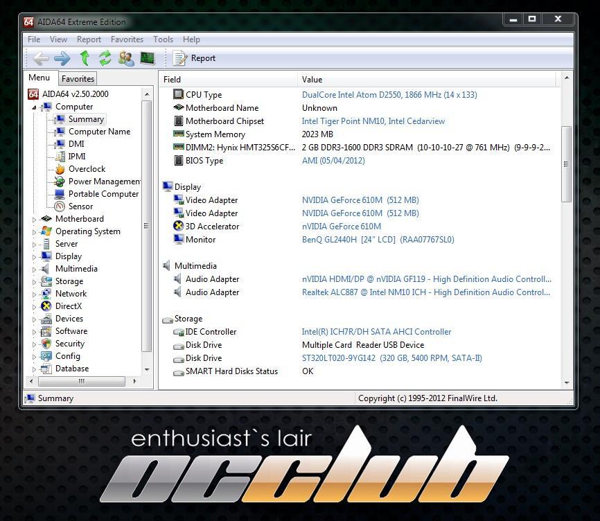 Обзор компактного компьютера ASUS EeeBox PC EB1033