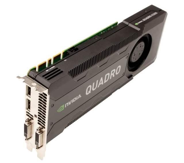 Пользователи Mac Pro получают небывалую производительность благодаря NVIDIA Quadro K5000