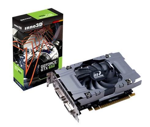 Двойной удар с новыми видеокартами Inno3D GeForce GTX660 & GTX650!