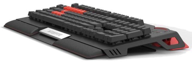 Компания EpicGear представляет механическую игровую клавиатуру DeziMator