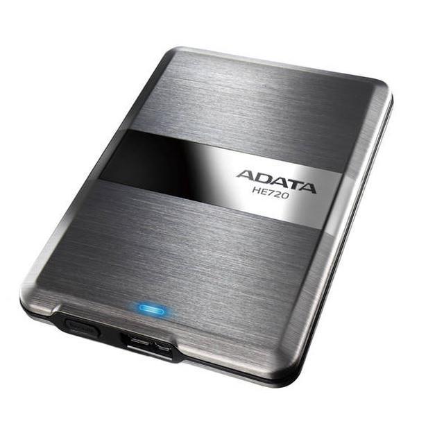 ADATA выпускает самый тонкий в мире внешний жесткий диск