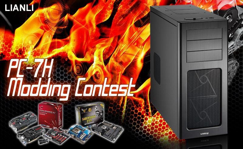 Lian Li объявляет конкурс на лучший моддинг корпуса PC-7H