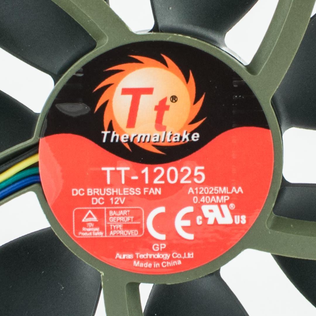 Обзор и тестирование процессорного кулера Thermaltake BigTyp Revo