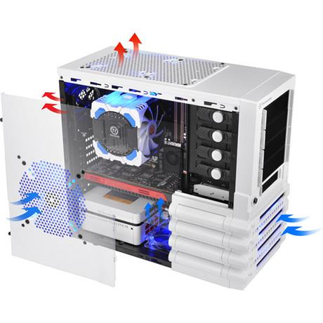 Thermaltake Level 10 GTS Snow Edition